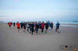 Menshealthcamp -Strandlauf - www.kochhelden.tv