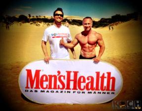 Kochhelden.TV sagt Tschöö aus dem Men`s Health Camp