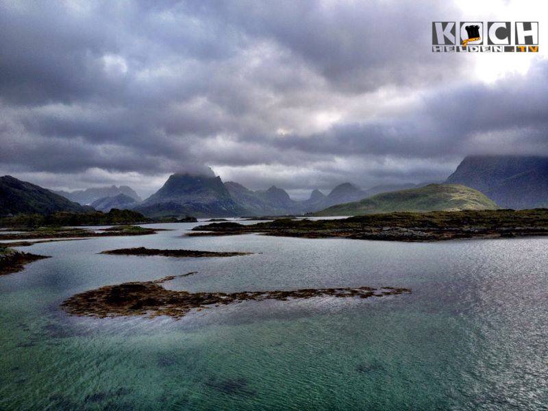 Norwegen hat eine traumhaftschöne Landschaft zu bieten