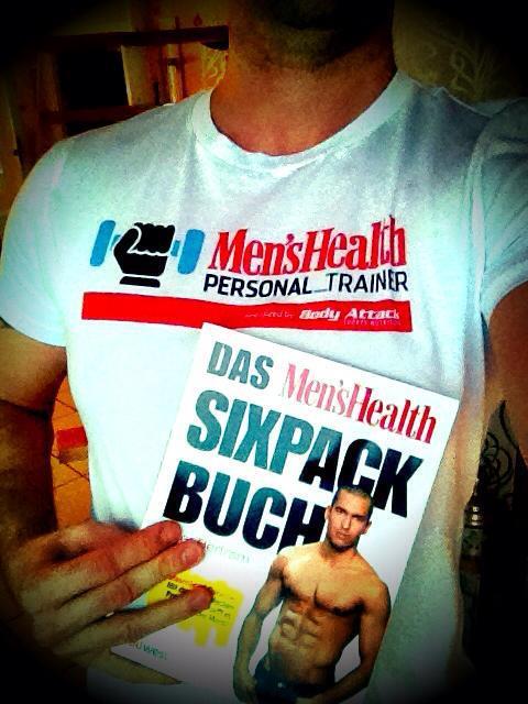 SixpackBuch Mens Health