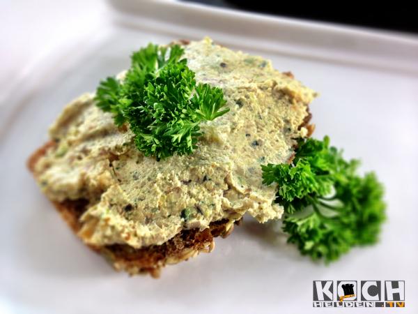 Zucchini-Walnuss-Aufstrich - das etwas andere Frühstück