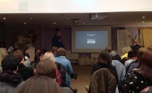 VortragBloggerkonferenz