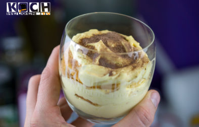 Low Carb - Tiramisu - www.kochhelden.tv