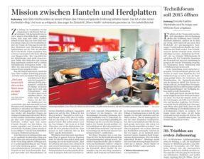 Artikel vom 03.03.2014 in der Stuttgarter Zeitung