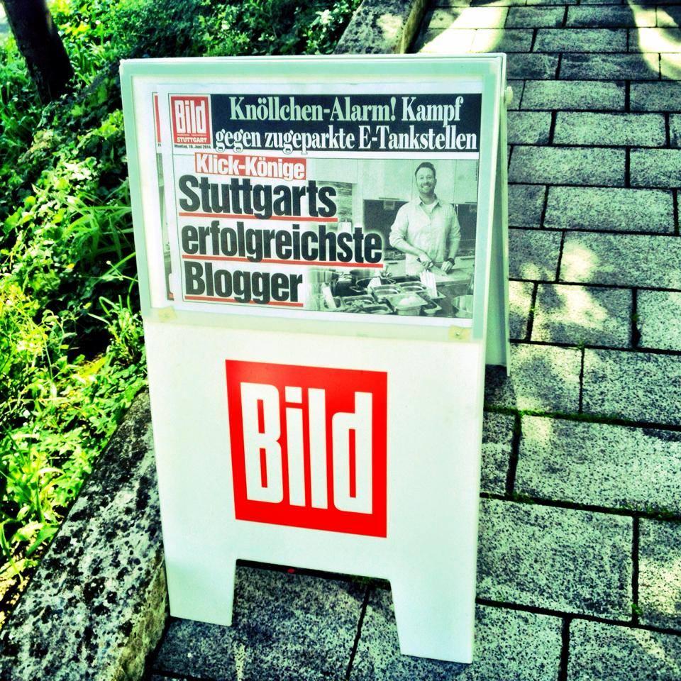 Kochhelden in der BILD - www.kochhelden.tv