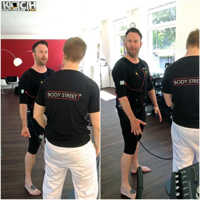 EMS-Training bodystreet - www.kochelden.tv