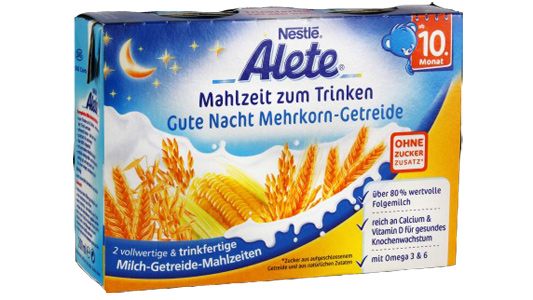 Alete-Trinkmahlzeit