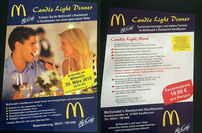 Mcdonalds-Candlelight-dinner