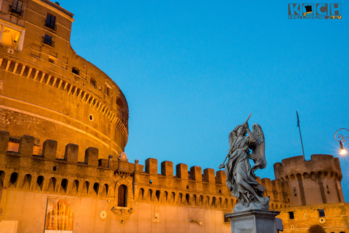 St.angelo-castle-rome