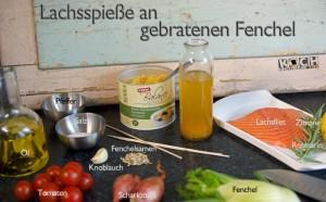 Lachsspieße - www.kochhelden.tv
