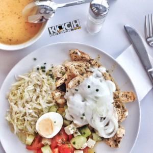 Gyros und Salat-www.kochhelden.tv