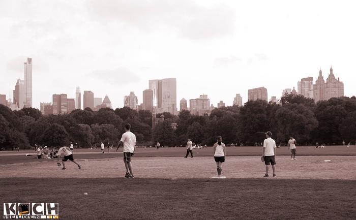 centralpark-Baseball