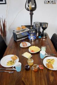 Frühstückstisch - www.kochhelden.tv