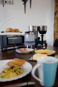Frühstück mit Russel Hobbs