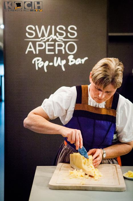 Popup-Bar swiss Apero - www.kochhelden.tv