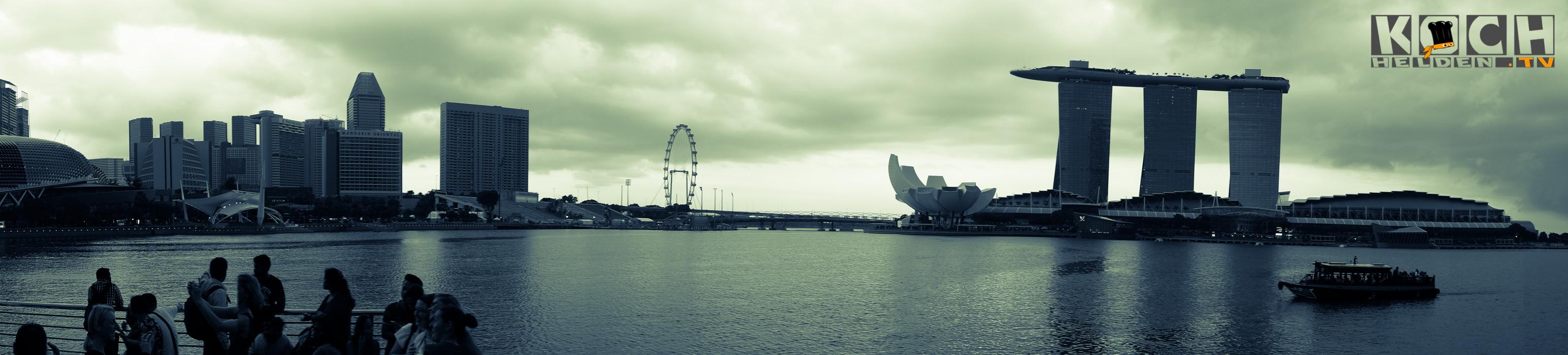 Skyline Singapore - www.kochhelden.tv