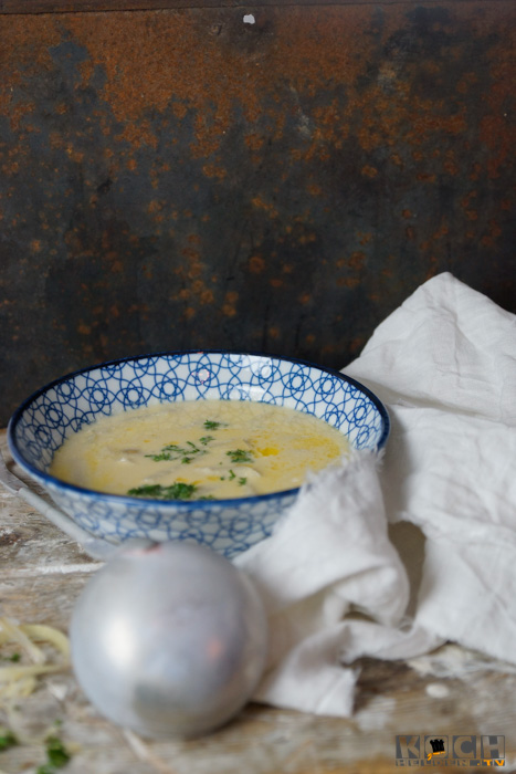 Spargelcremesuppe - www.kochhelden.tv