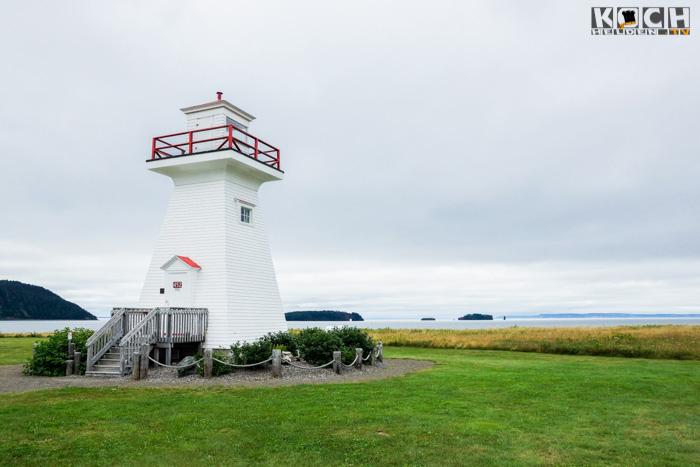 Leuchtturm Nova Scotia - www.kochhelden.tv