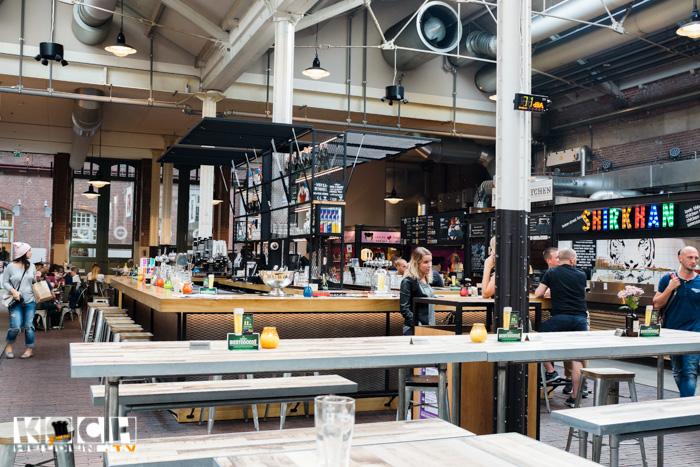 Foodhallen Amsterdam - www.kochhelden.tv