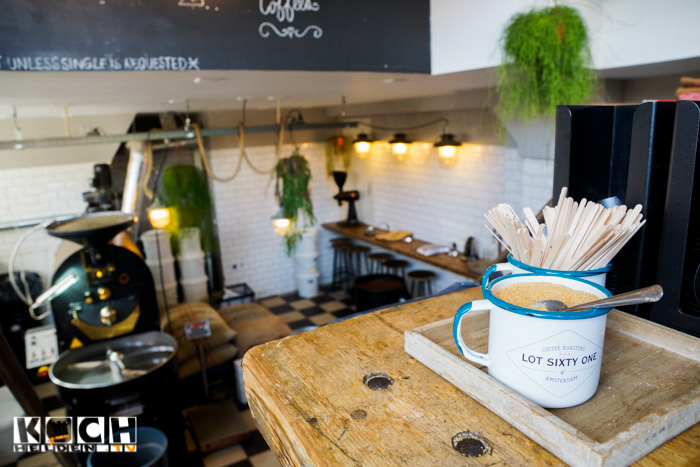 Lot Sixty One Coffee Roasters Amsterdam - www.kochhelden.tv