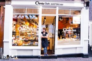 Käse in Amsterdam - www.kochhelden.tv