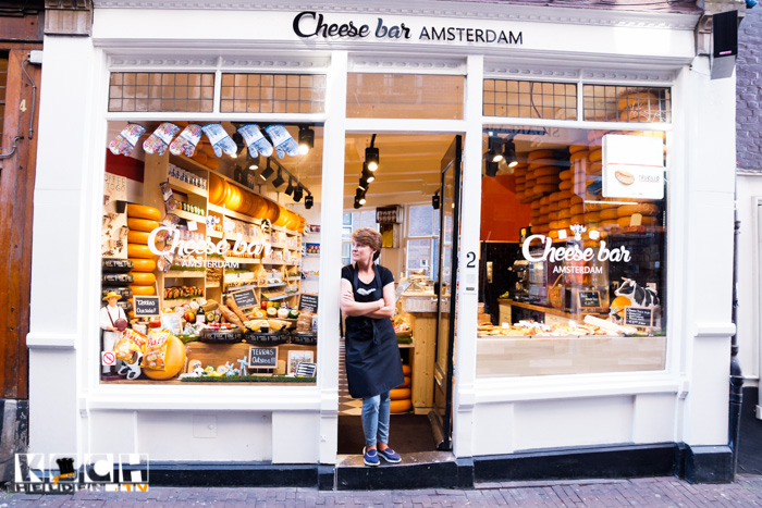 Käse in Amsterdam - www.kochhelden.tv