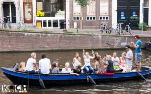 Grachten Heineken Experience Amsterdam - www.kochhelden.tv