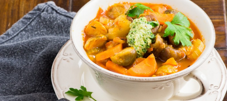 Minestrone Low Carb - www.kochhelden.tv