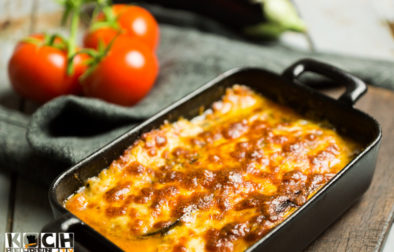 LowCarb-Gemüse-Lasagne - www.kochhelden.tv