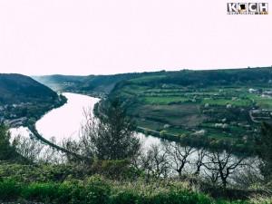 Blick über den Rhein - www.kochhelden.tv