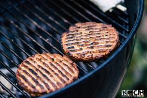 Vegetarische Burger-Patties - www.kochhelden.tv