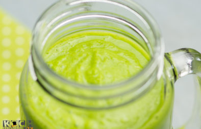 Spinach Sour - Smoothie - www.kochhelden.tv