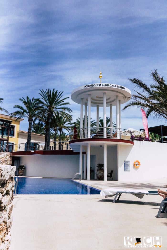 RobinsonClub Cala Serena Mallorca - www.kochhelden.tv