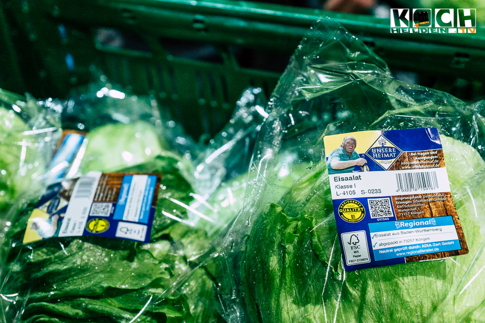 Schumacher-Salat - www.kochhelden.tv