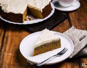 Möhrenkuchen lowcarb - www.kochhelden.tv