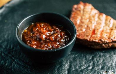 BBQ-Sauce mit Bourbon - www.kochhelden.tv