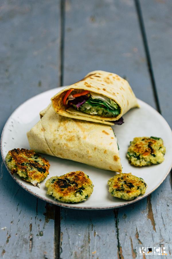 Quinoa-Wrap - www.kochhelden.tv