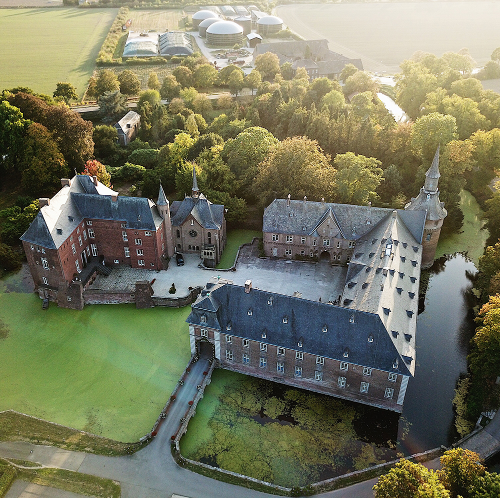 Schloss Wisssen - www.kochhelden.tv