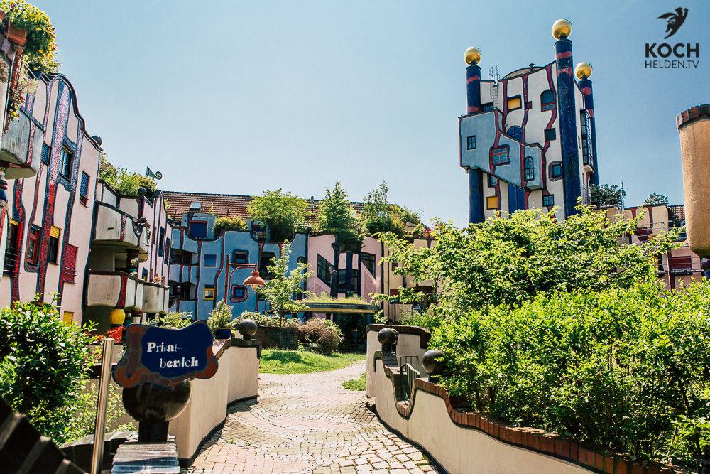 Hundertwasserhaus Plochingen - www.kochhelden.tv