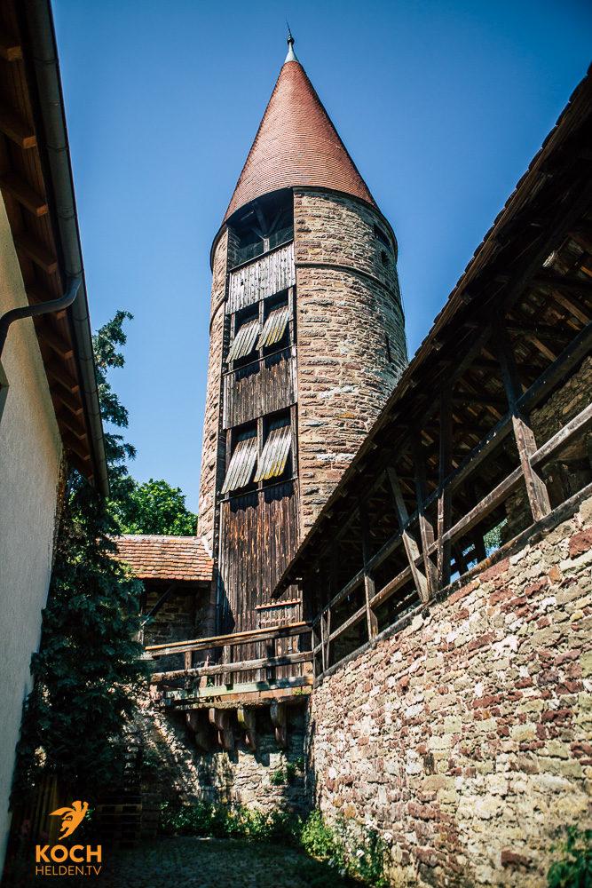 Turm Weil der Stadt - www.kochhelden.tv