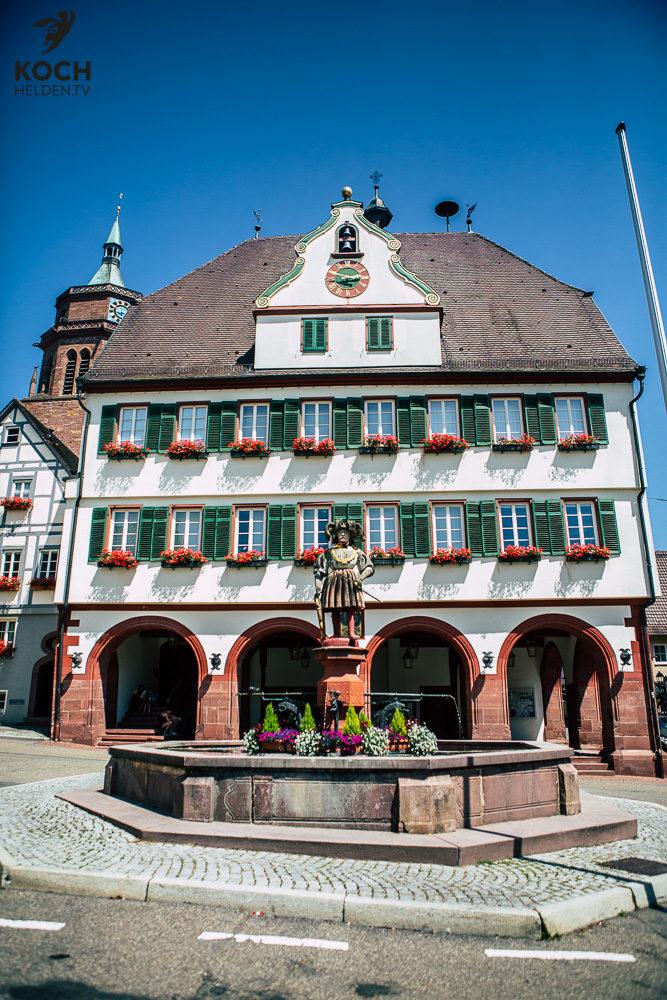 Rathaus Weil der Stadt - www.kochhelden.tv