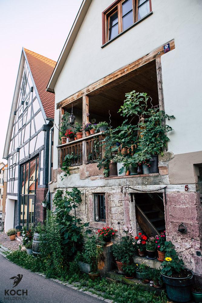 Altstadt Weil der Stadt - www.kochhelden.tv
