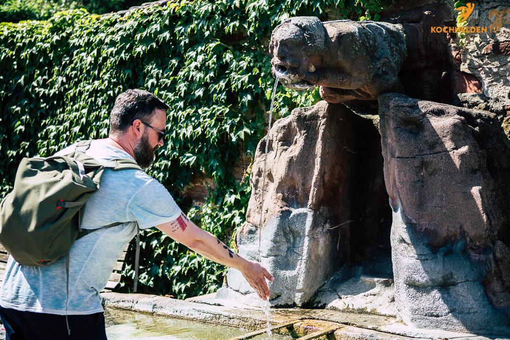 Kapuzinerbrunnen Weil der Stadt - www.kochhelden.tv
