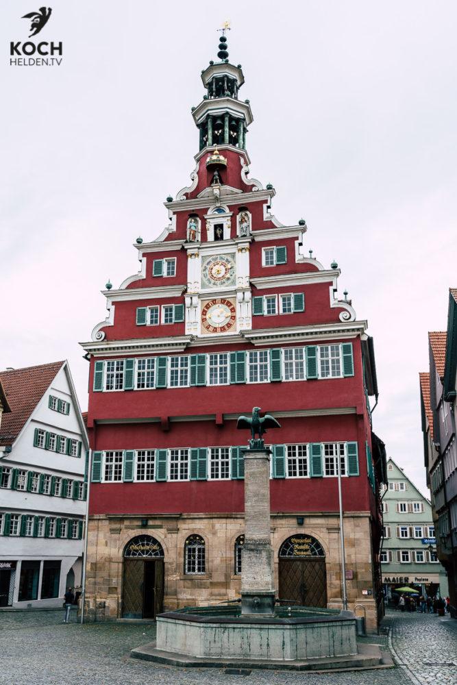 Altes Rathaus Esslingen - www.kochhelden.tv