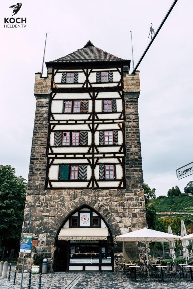 Schelztorturm Esslingen - www.kochhelden.tv