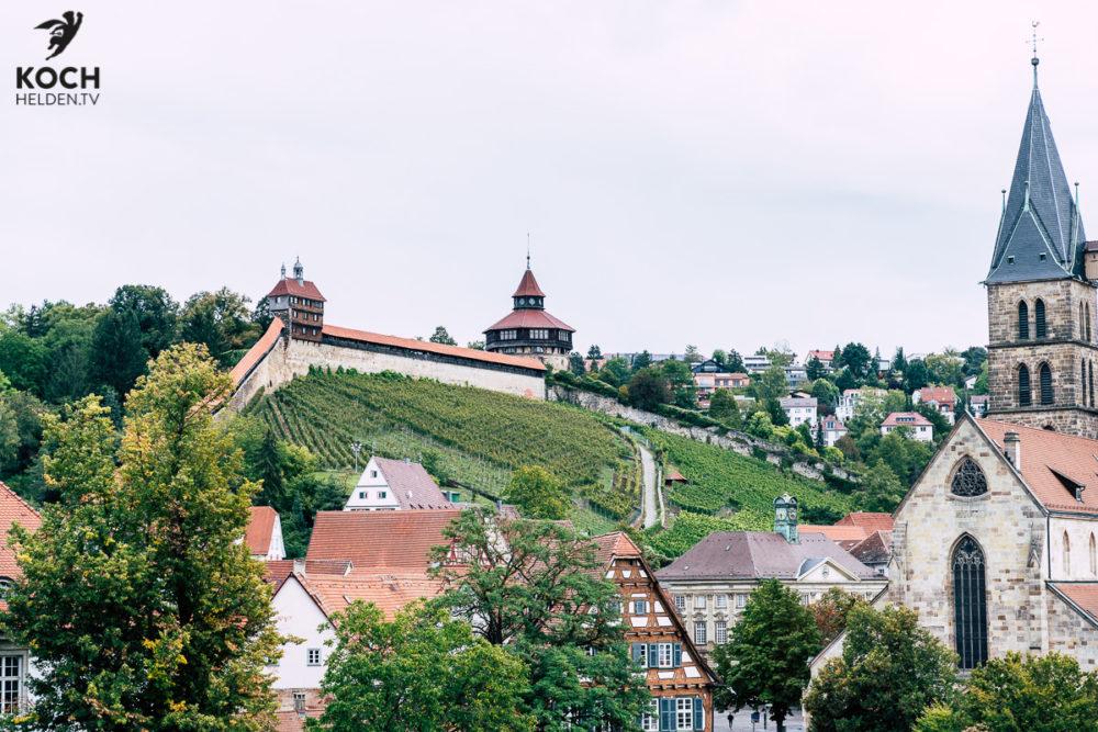 Burg Esslingen - www.kochhelden.tv