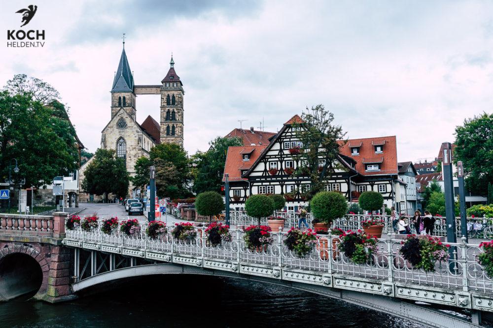 Agnesbrücke Esslingen - www.kochhelden.tv
