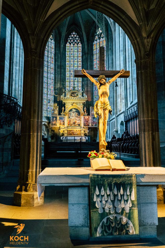 St.Dionys Esslingen - www.kochhelden.tv