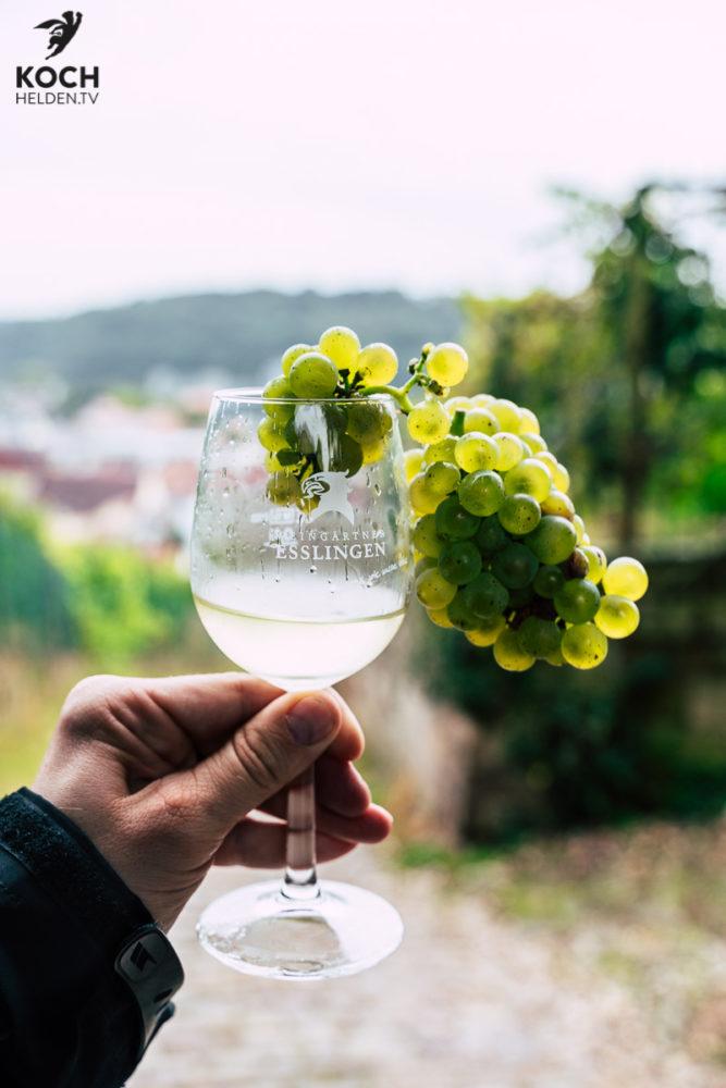 Wein Esslingen - www.kochhelden.tv