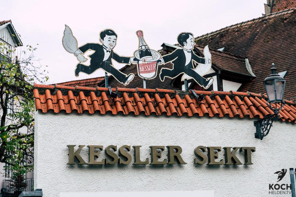 Kessler Sekt Esslingen - www.kochhelden.tv